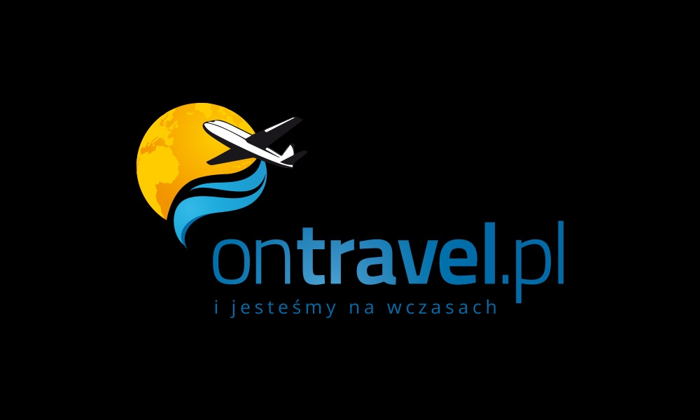 On Travel - logo -  - Logotypy - 2 projekt