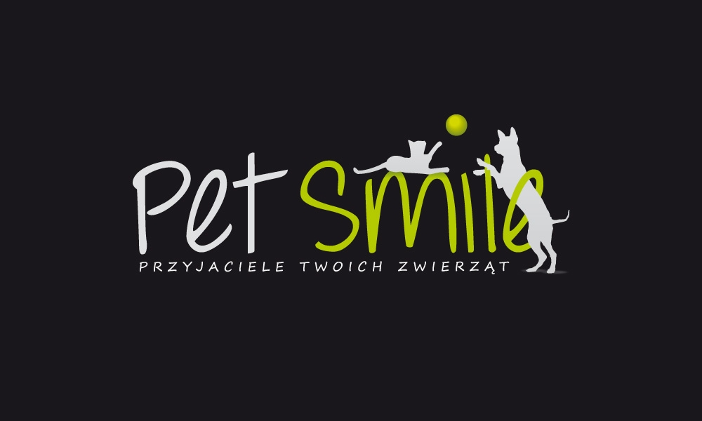 Pet Smile -  - Logotypy - 2 projekt
