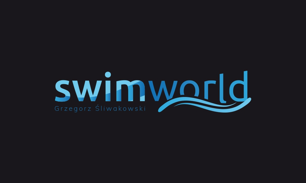 Swimworld -  - Logotypy - 2 projekt